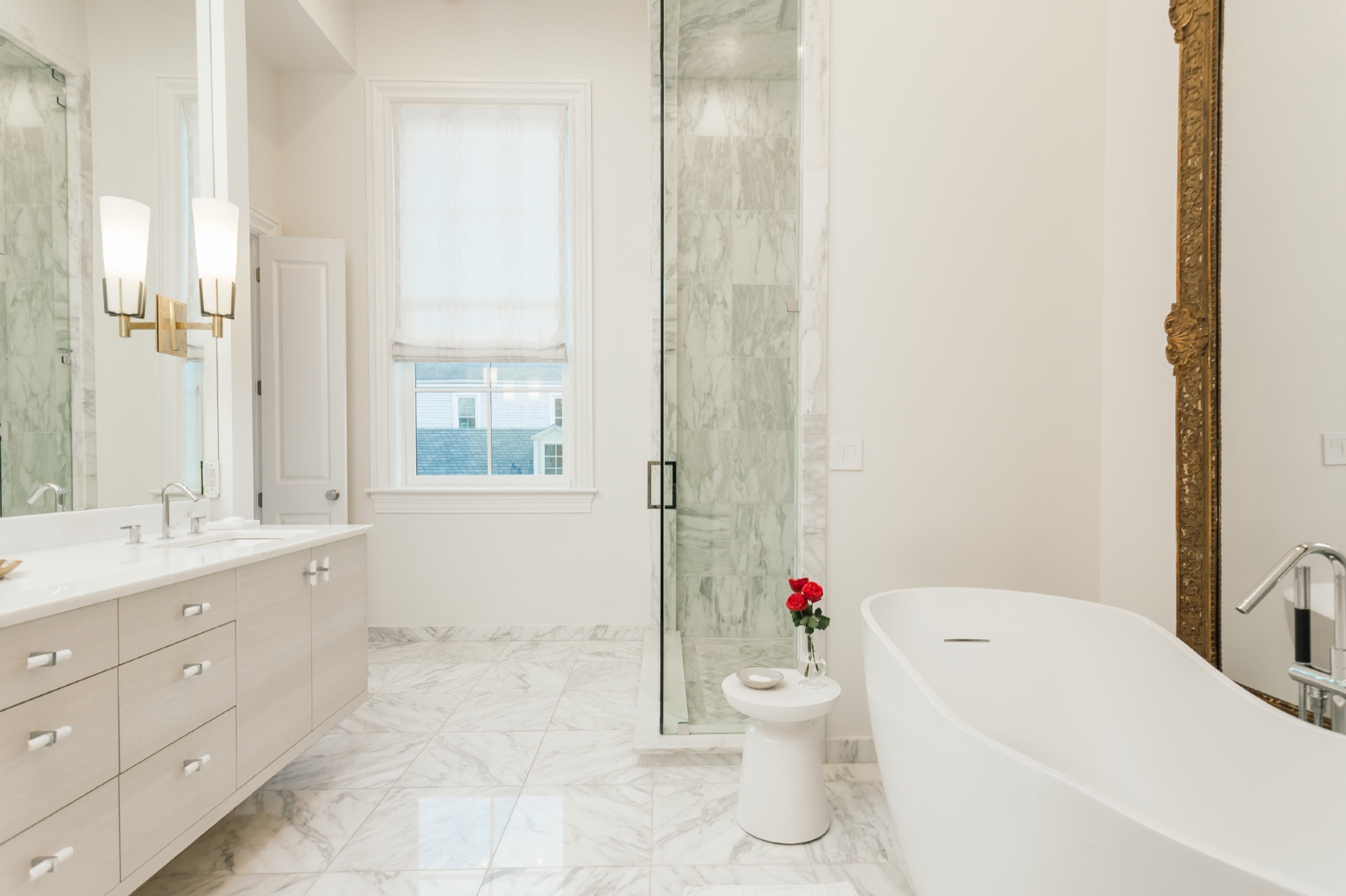 Tara Shaw Interior Design New Orleans Modern Bathroom 3 Tara Shaw Design Antiques Custom