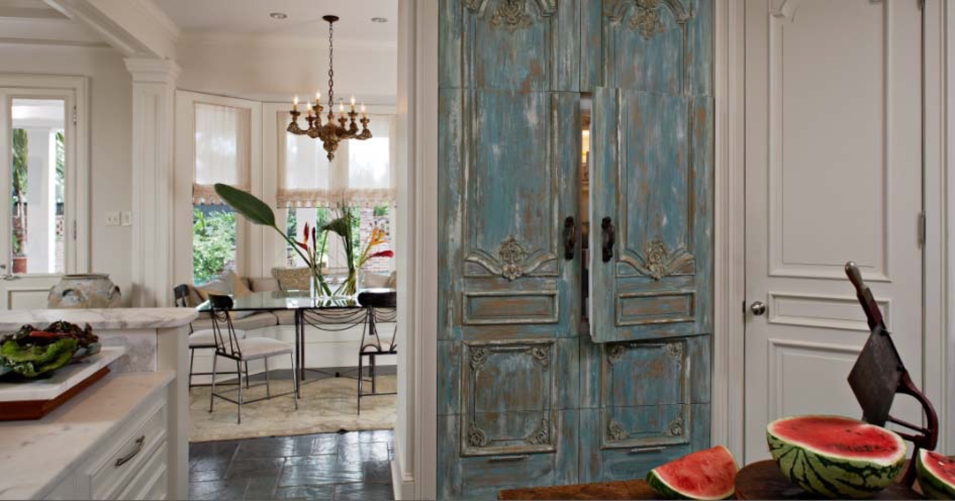 Tara shaw kitchen design new orleans antiques tara shaw for New orleans style kitchen