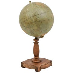 Vintage French Globe - Tara Shaw - New Orleans - Antiques