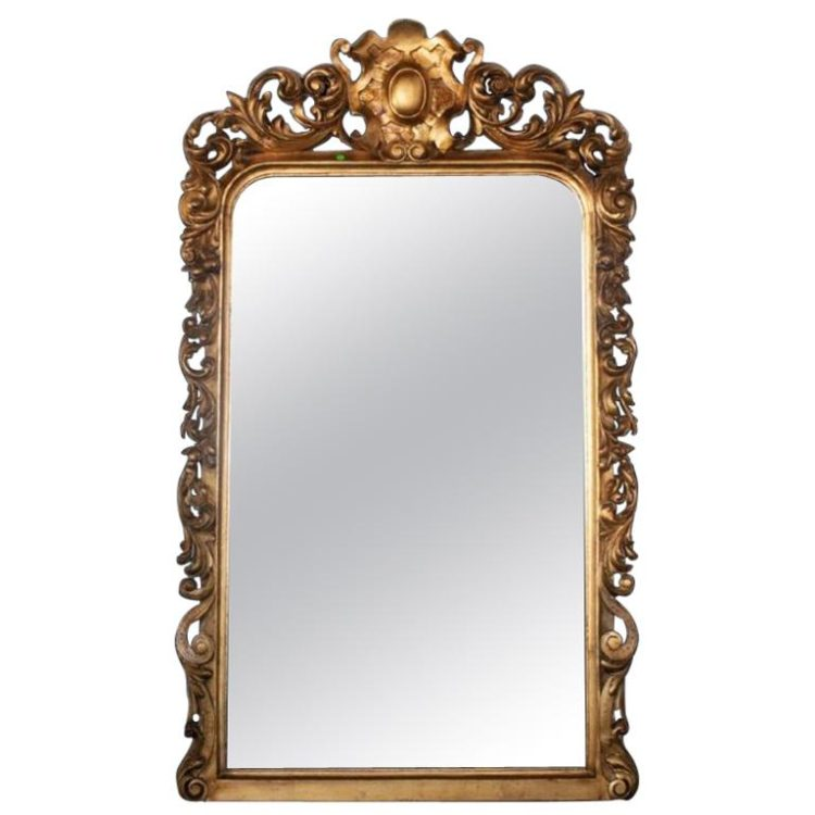 Series 1 - Louis XV Floor Mirror